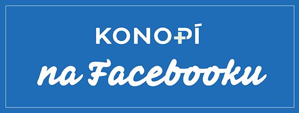 Konopí na Facebooku