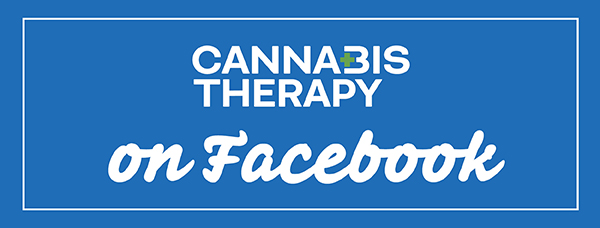 Cannabis Therapy on Facebook