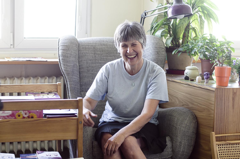 Smích je základ zdraví. Foto: Tereza Jirásková