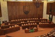 Národní rada Slovenské republiky. Foto: Wikipedie