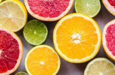Citrusové plody (limonen)