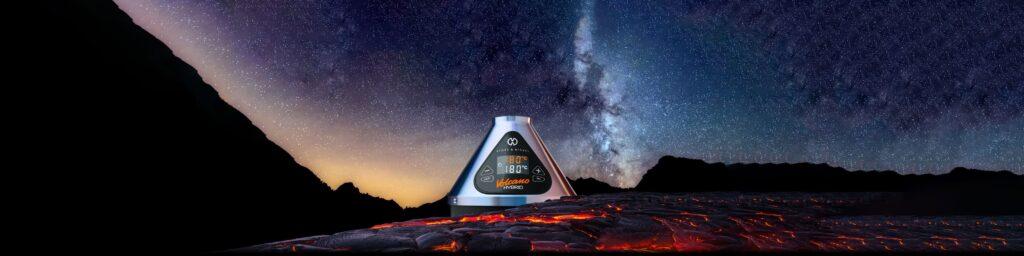 """Nové Volcano zůstává stejně jako jeho starší verze Classic a Digit u osvědčeného """"sopečného"""" tvaru."""