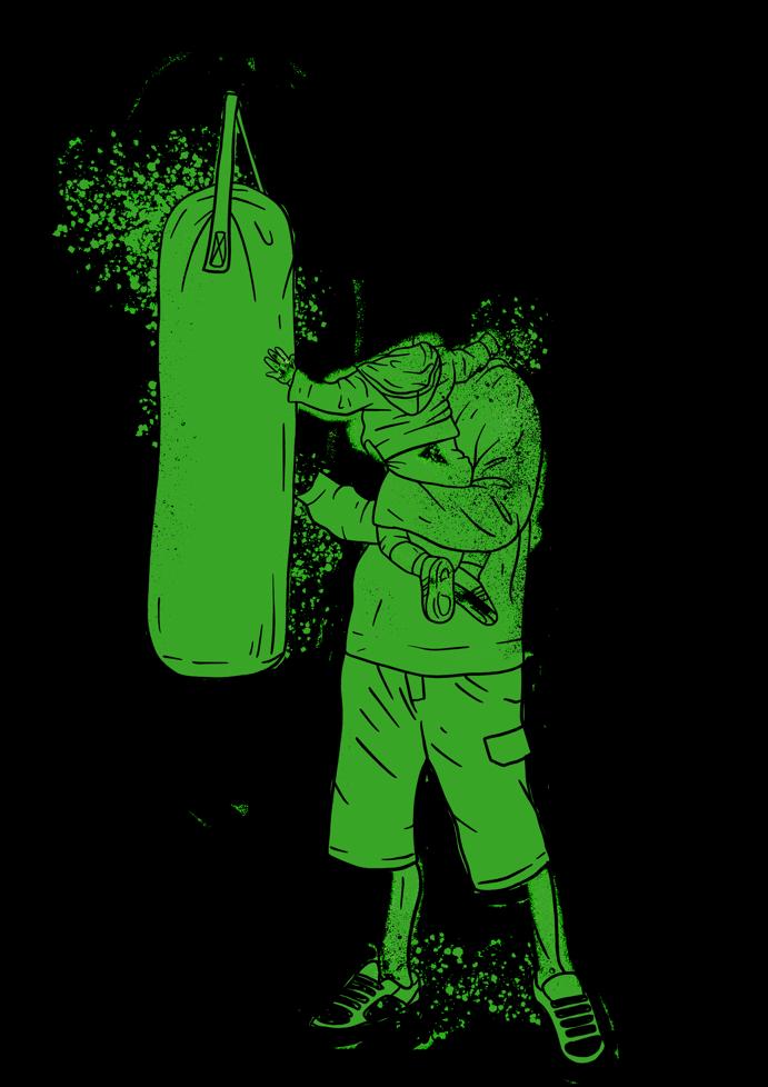Ilustrace: Lucie Muchovičová