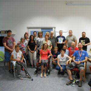 Účastníci konopné besedy. Foto: Jakub Kryšpín