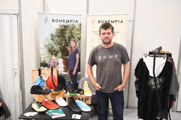 Tomáš Rohal na Cannafestu 2019.
