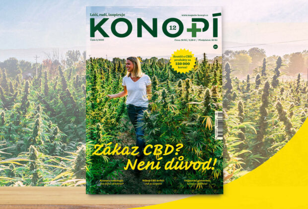 Konopí č. 11 v prodeji od 29. října na stáncích a vybraných pobočkách České pošty.
