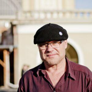 Dušan Dvořák je známý konopný léčitel a aktivista.