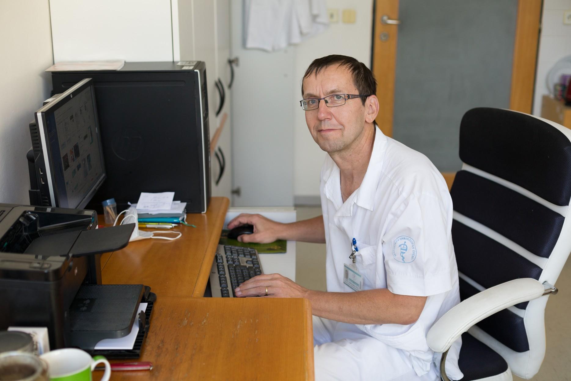 S předepisováním léčebného konopí je spojena značná administrativa.
