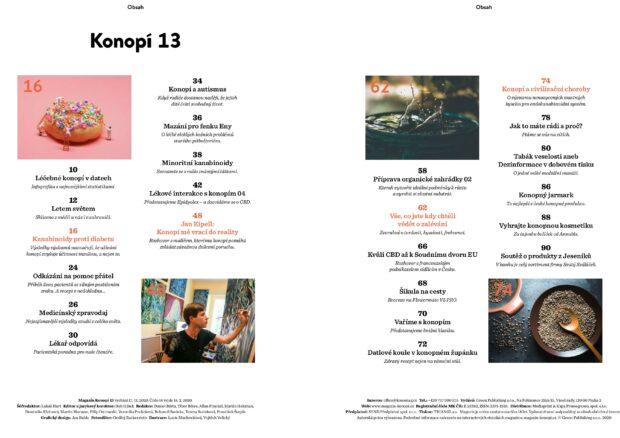 Nové Konopí: 92 stran inspirativního čtení.
