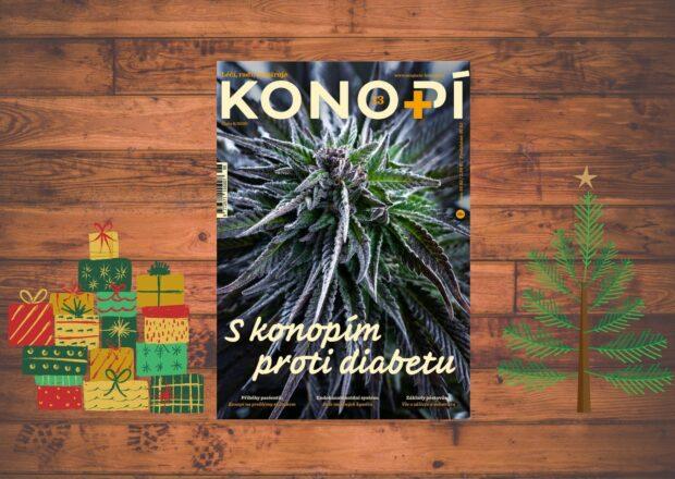 Předvánoční vydání v prodeji od 17. prosince na stáncích a vybraných pobočkách České pošty.