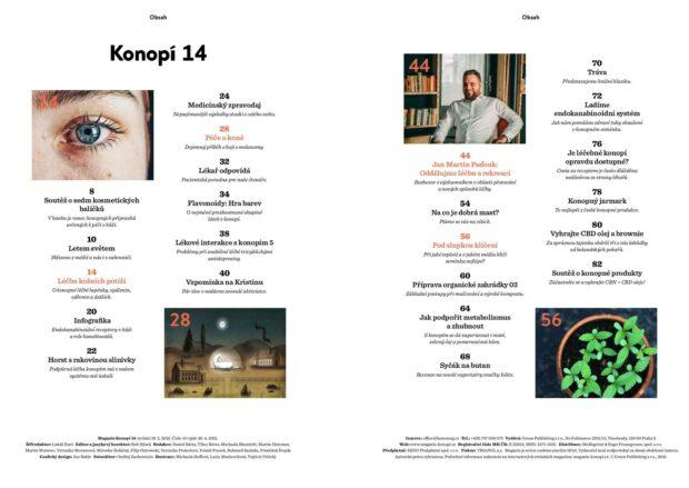 Nové Konopí: 84 stran inspirativního čtení.