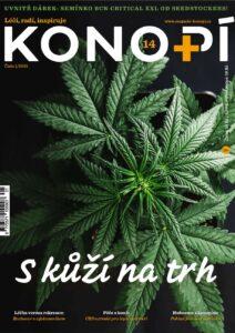 První vydání Konopí roku 2021.