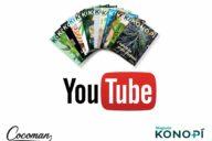 Magazín Konopí na YouTube.