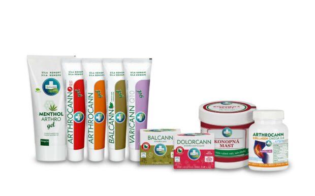 Česká firma Annabis se zabývá vývojem a produkcí unikátní konopné kosmetiky a doplňků stravy.