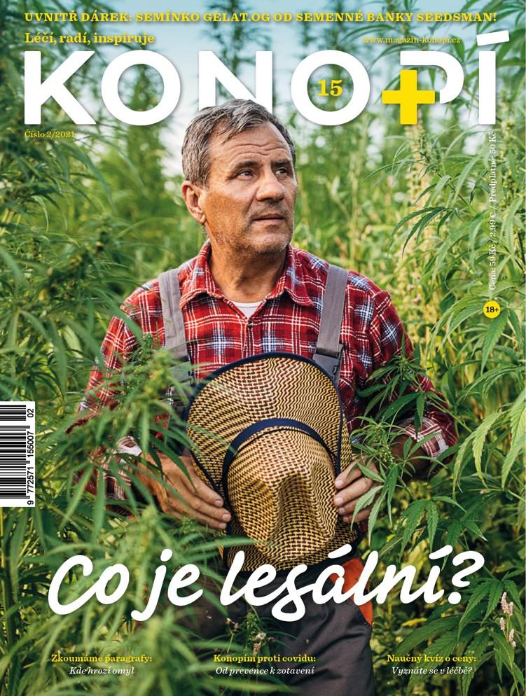 Nové vydání Konopí v prodeji od 29. 4.