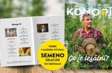 Jarní Konopí: 92 stran inspirativního čtení a dárky pro všechny!