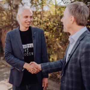Roberta Veverku u soudu podpořil i bývalý národní protidrogový koordinátor Jindřich Vobořil.